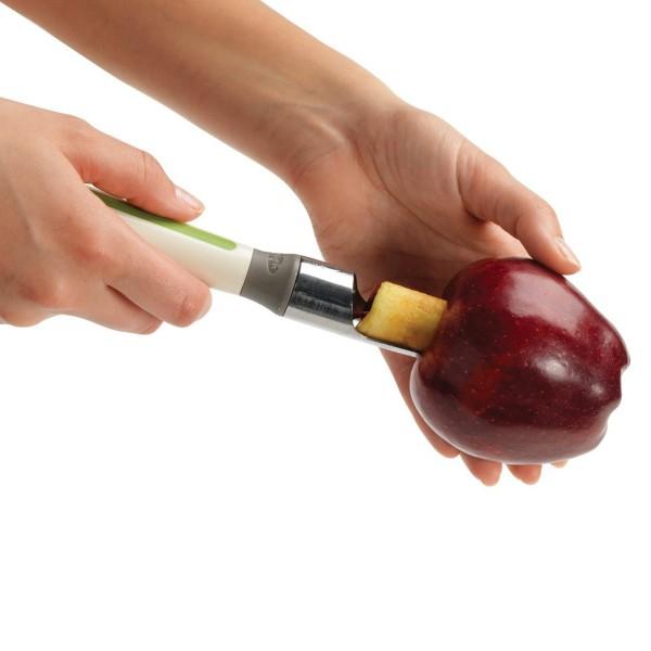סכין לניקוי ליבת תפוח וקולפן Chef'n