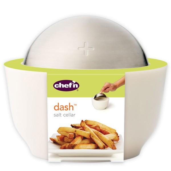 Dash מיכל למלח Chef'n