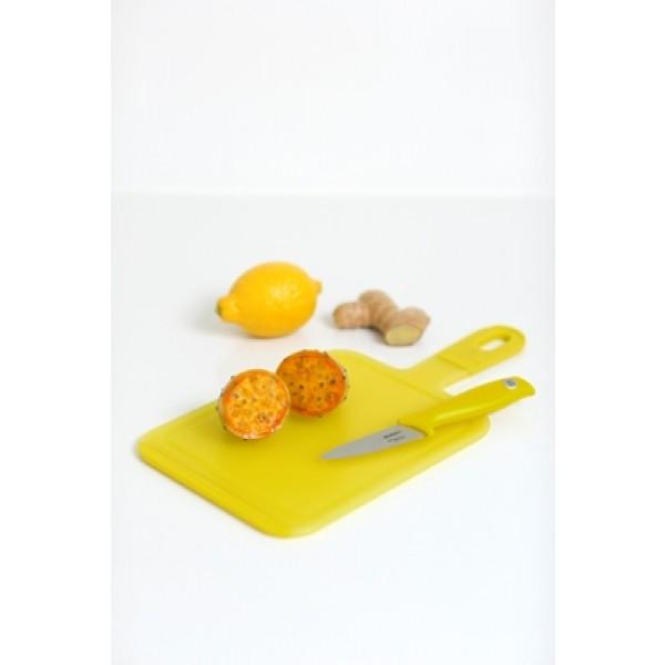 קרש חיתוך קטן צבעוני, צהוב Brabantia