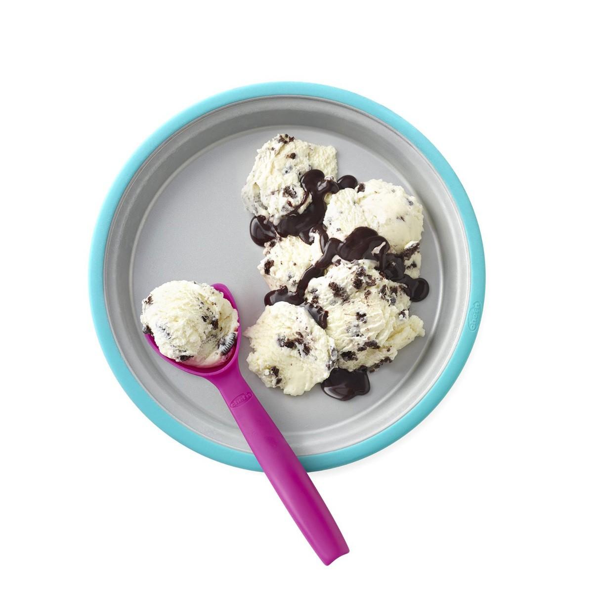 Sweet Spot מכשיר להכנת גלידה, כחול Chef'n עכשיו במחיר מיוחד!