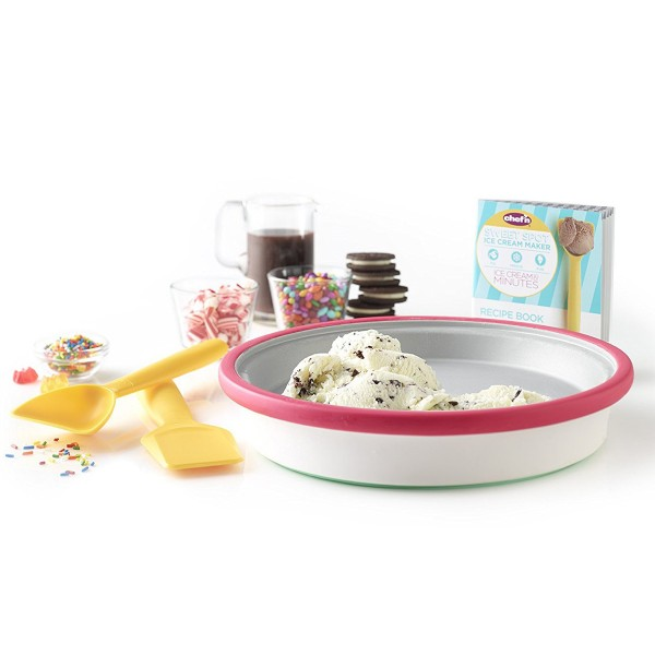 Sweet Spot מכשיר להכנת גלידה, ורוד Chef'n