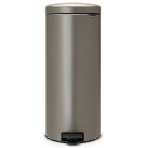 פח פדל 30 ליטר פלטינום Brabantia – NewIcon