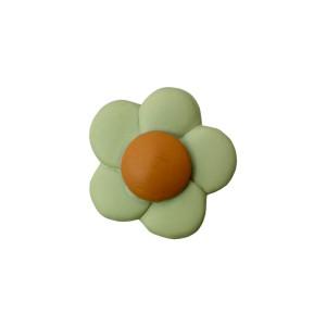 ידית פרח קטן שמנת