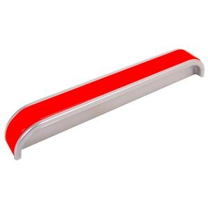 """ידית דגם 8121 מידה 128מ""""מ אדום"""
