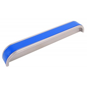"""ידית דגם 8121 מידה 128מ""""מ כחול"""