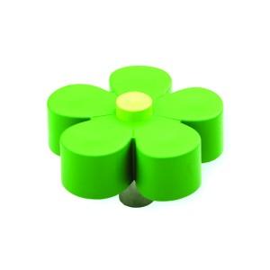 כפתור פרח ירוק – ירקרק