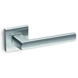 ידית דלת מפתח ניקל מוברש FAN 1291