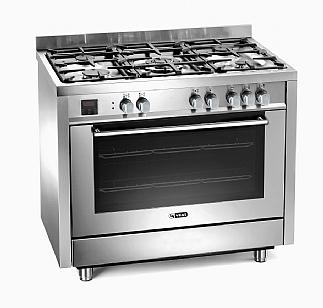 נירוסטה Lyvent HO-T-990 :תנור דגם