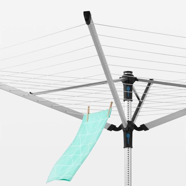 קרוסלת ייבוש כביסה Lift-O-Matic Advance ליפט-או-מטיק אדוונס 60 מטר Brabantia