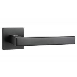 ידית דלת מפתח שחור 9231