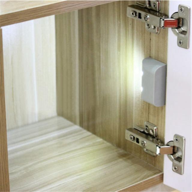 תאורת LED חיישן לילה