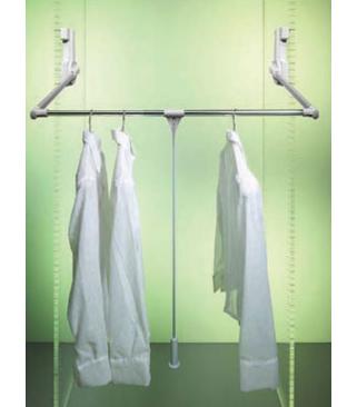 מתקן לתליית בגדים סרווטו – מתקן בגדים יורד