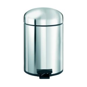 פח רטרו 3 ליטר כרום 361180