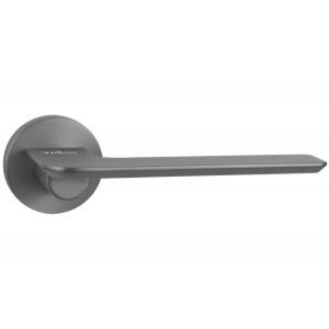 ידית דלת מפתח טיטניום 4204