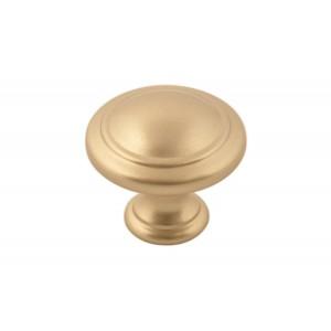 כפתור דגם 2025 קוטר 25 זהב מט