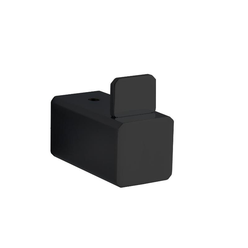 קולב למגבת דגם URBAN-5611-BL שחור מט
