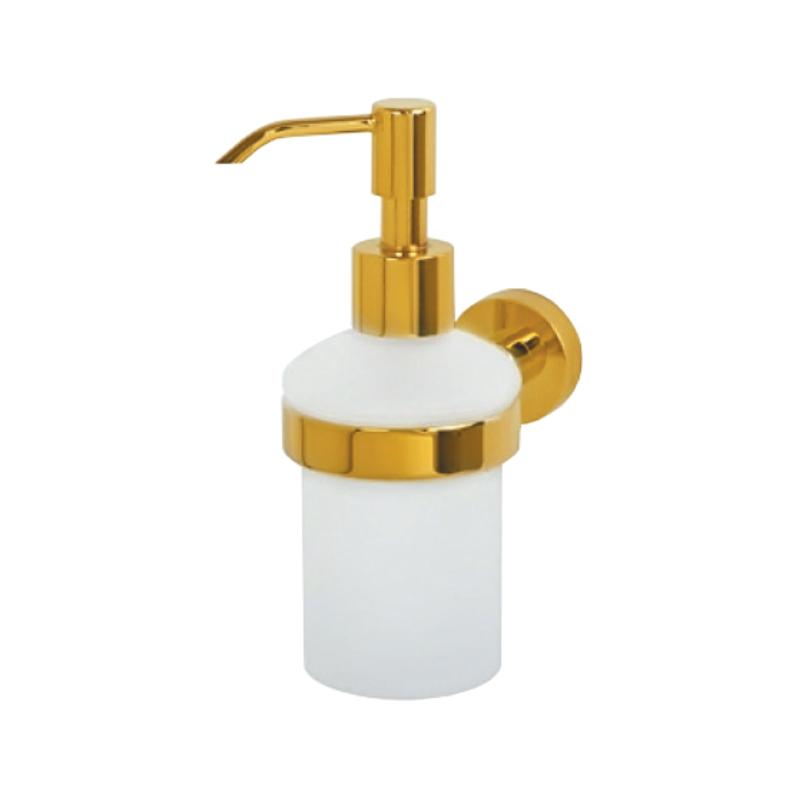 דיספנסר לסבון נוזלי זהב CLASS