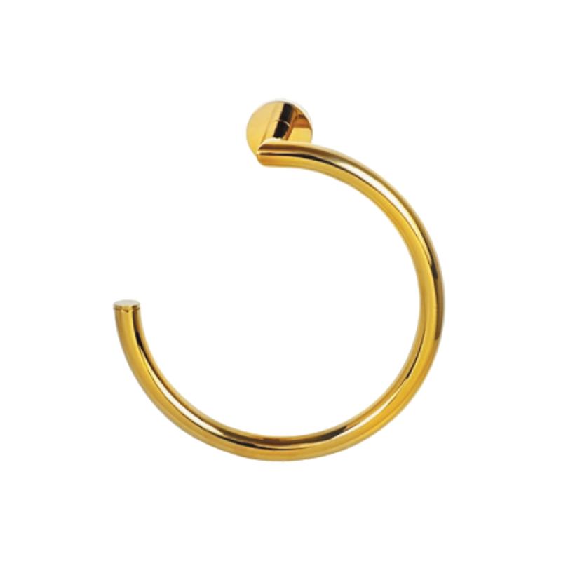 טבעת למגבת זהב CLASS