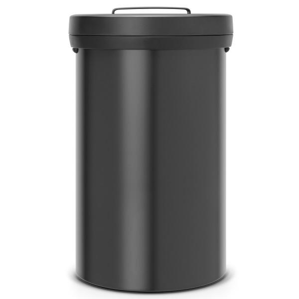 פח 60 ליטר BIG BIN שחור מט Brabantia