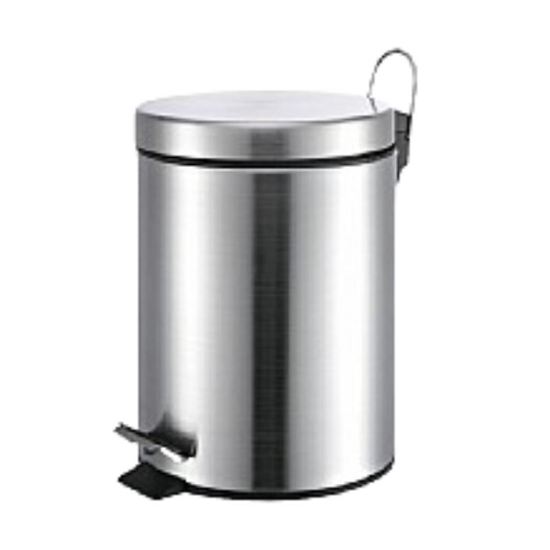פח אשפה עגול 3 ליטר- מבריק