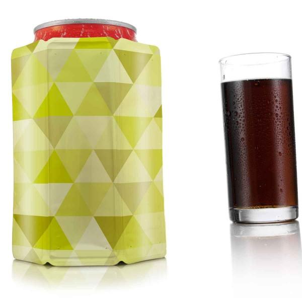 קולר לפחית יהלום ירוק ואקובין Vacu Vin