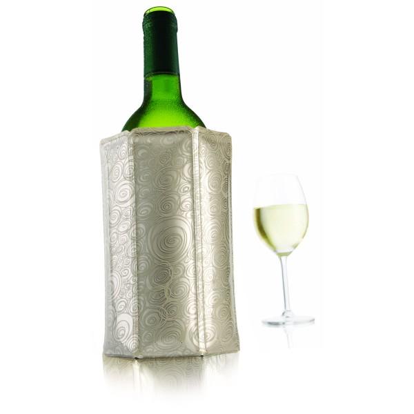 קולר לבקבוק יין פלטינום ואקובין Vacu Vin
