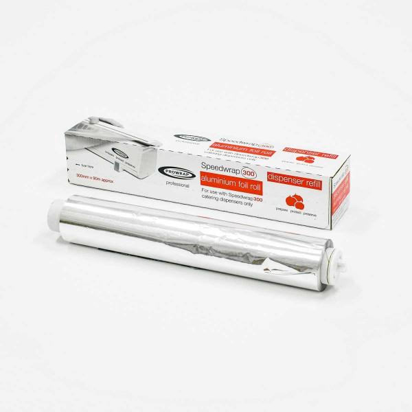נייר כסף Prowrap – גליל מילוי למכשיר עטיפה ביתי Speedwrap 300