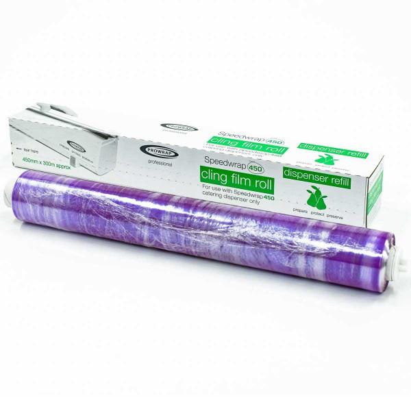 ניילון נצמד Prowrap – גליל מילוי למכשיר עטיפה מוסדי Speedwrap 450