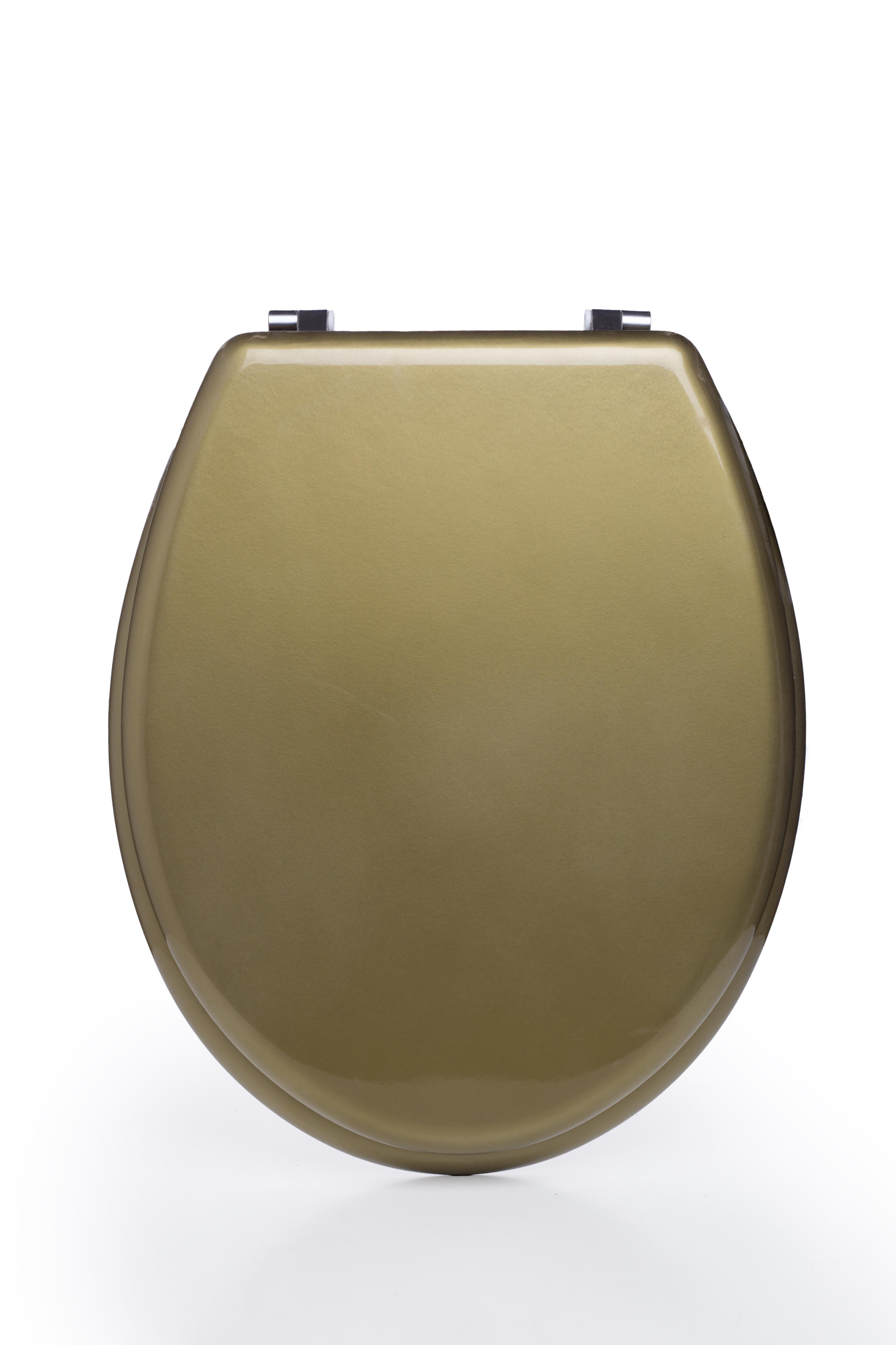 מושב אסלה טוליפ זהב