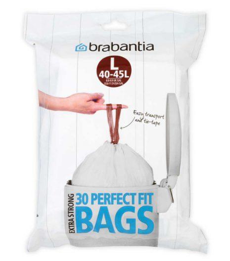 שקיות לפחי Brabantia וקפסולות